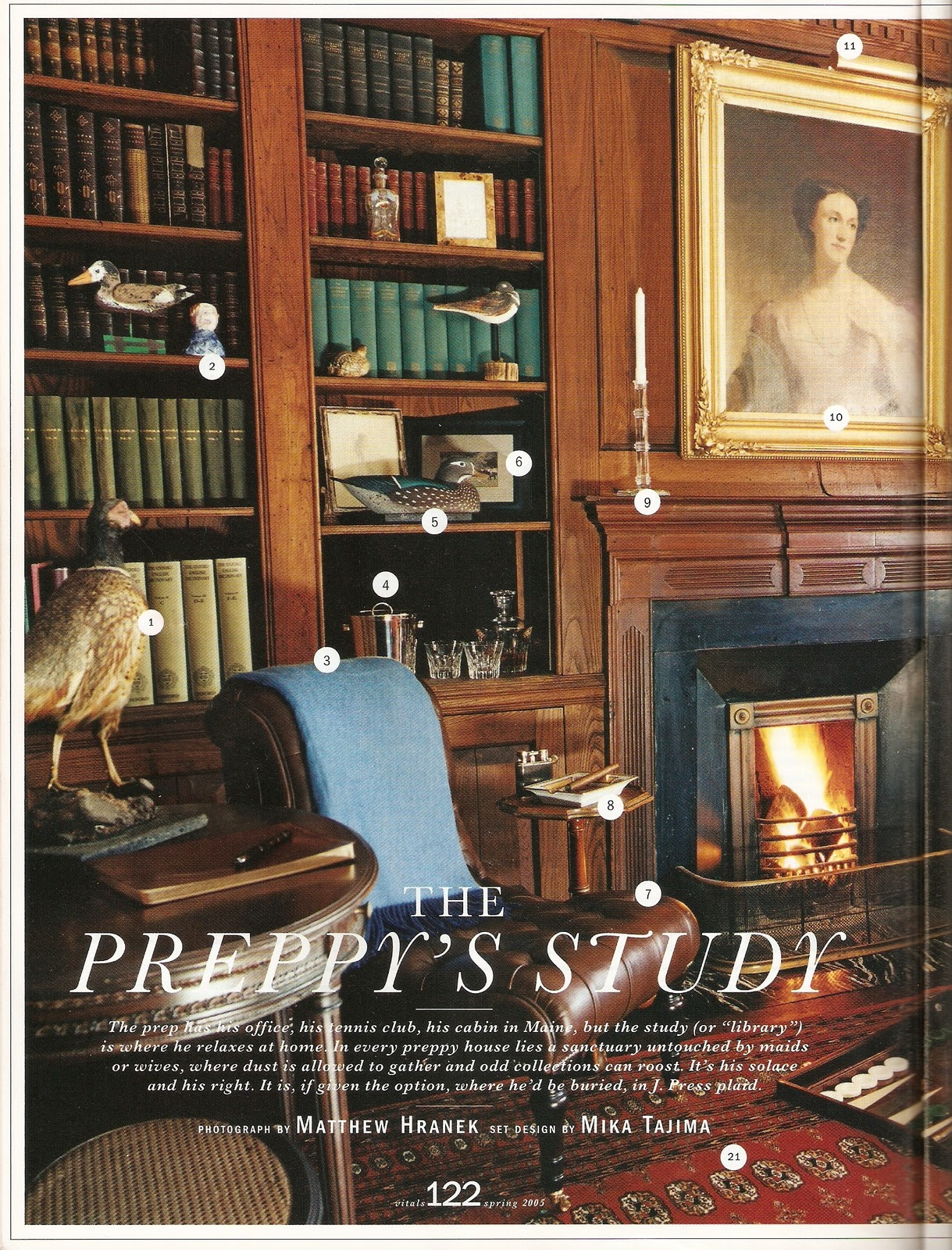 archives the vitals preppy guidebook - Preppy Home Decor