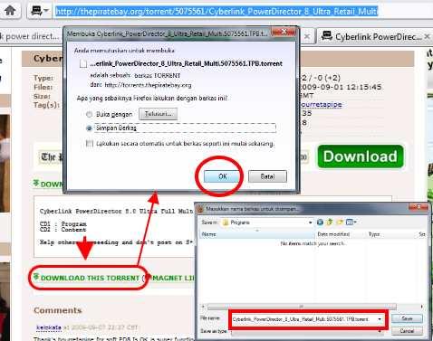 Tutorial] Cara Download dari Torrent file | Live streaming TV Online