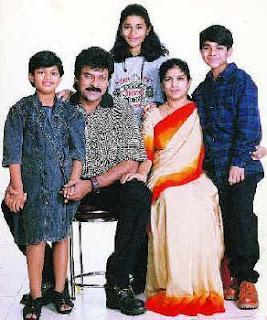 Ashok The King Chiranjeevi Family Photos
