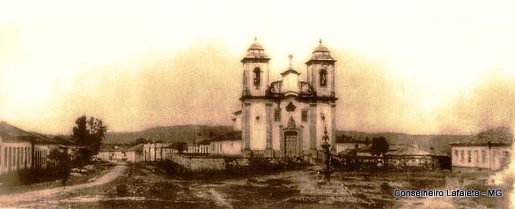 largo da Matriz em 1890