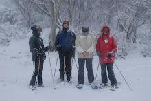 Snowy Brandy Creek Mine Tour