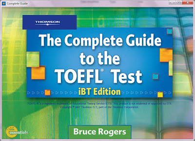 The Complete Guide to the TOEFL Test THOMSON