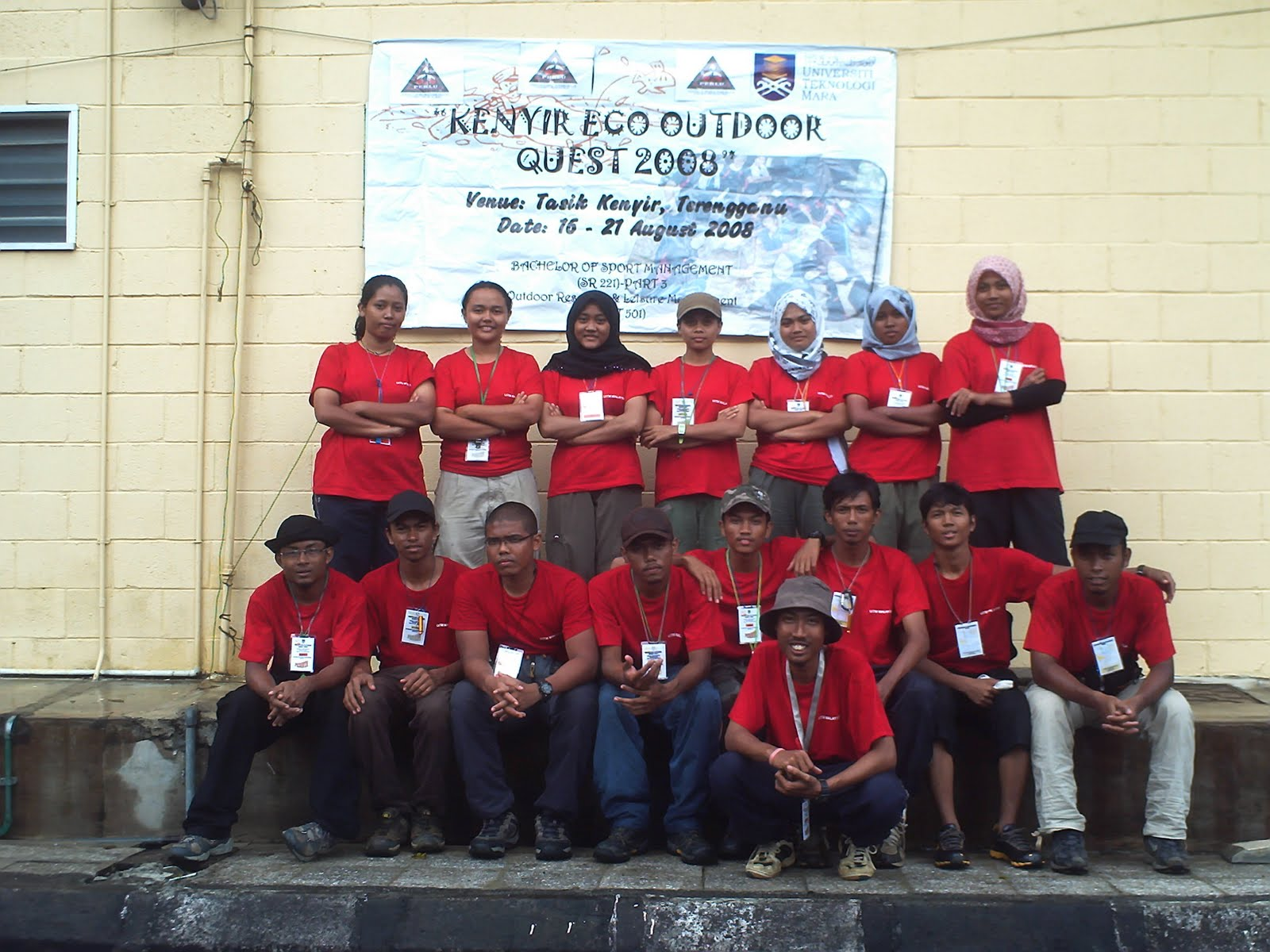 Kenyir Eco Outdoor Quest 08'