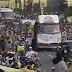Cory Aquino Transferred to Manila Cathedral