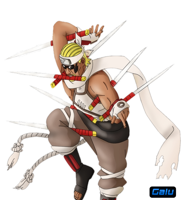 Killer bee vs naruto - photo#21