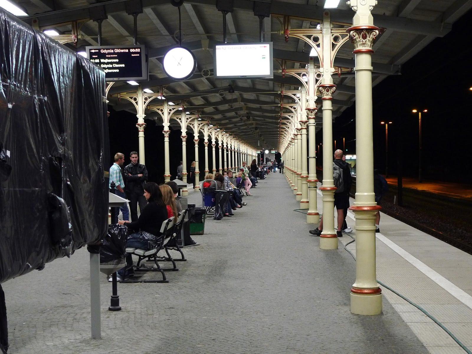 peron sopot główny 08.2010
