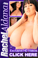 Rachel Aldana - click the image below for visiting her official site.