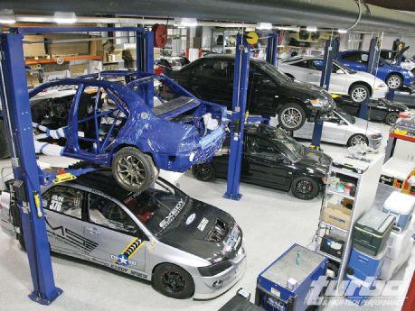 Automotive Technician: Sample Career Path