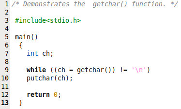 how to get char input from winform c