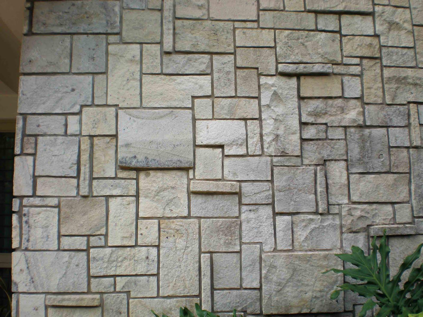 Tekstur dinding rumah jengki