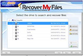 Download Software mengembalikan data yang terformat atau terhapus
