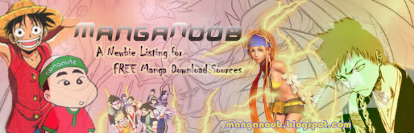 A Newbie Listing for FREE Manga Download Sources