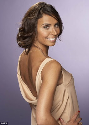 christine bleakley topless