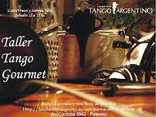 Taller de tango Gourmet