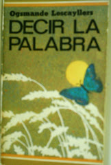 DECIR LA PALABRA