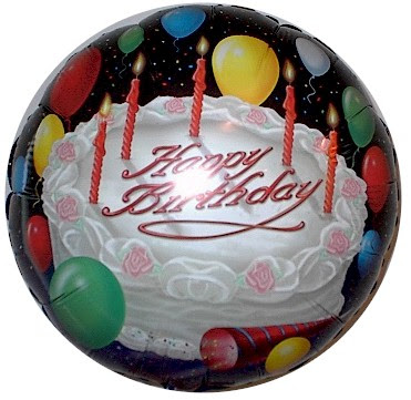happy birthday cake and balloons. cake birthday balloons and