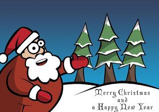 Kartu Natal 2011 dan Tahun baru 2012