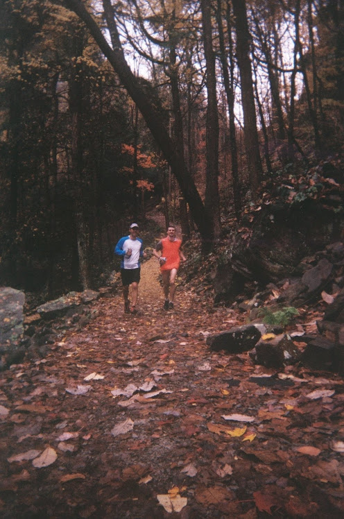 Cloudland Canyon Run