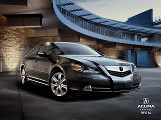Acura RL 2010 wallpaper and photo