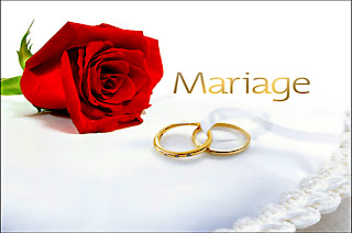 Mariage Flower wallpaper