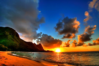 Hawaii Sunset wallpaper