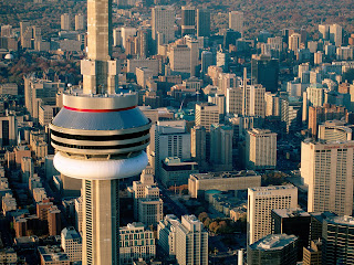 Canada Tower (CN Tower) wallpaper