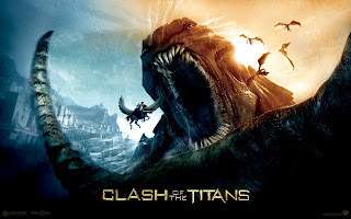 Clash of The Titans 2010 wallpaper