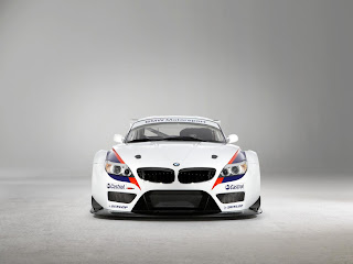 BMW Z4 2010 wallpaper