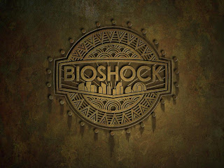 Bioshock Game Logo wallpaper
