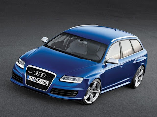 Audi RS 600 wallpaper