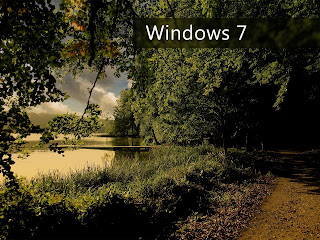 Windows 7 Nature wallpaper