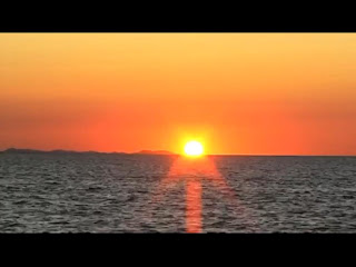 Sunset in Zadar wallpapers