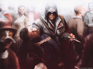 Assassin`s Creed II wallpaper