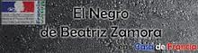 El Negro de Beatriz Zamora en Casa de Francia