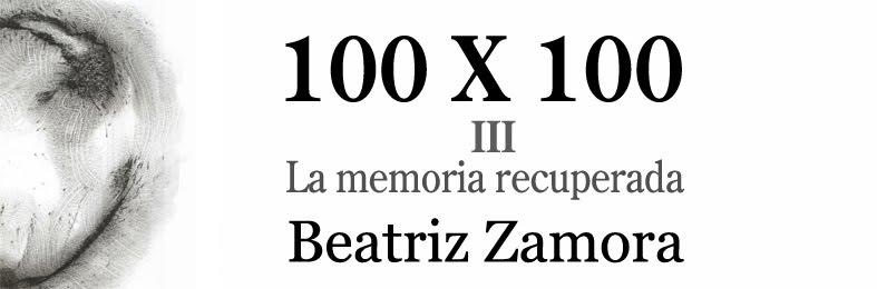 100X100 -La Memoria recuperada-