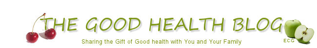 The Good Health Blog