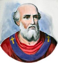 img ST. JOHN, Pope,