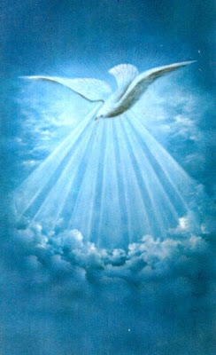praying holy spirit surround healing white light stronger fast