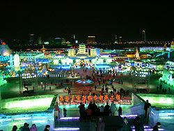 Harbin International Ice and Snow Sculpture