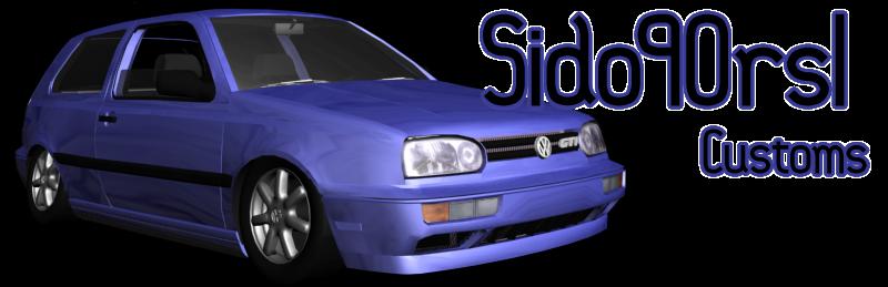Sido90rsl Customs