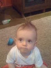 New hairdo...
