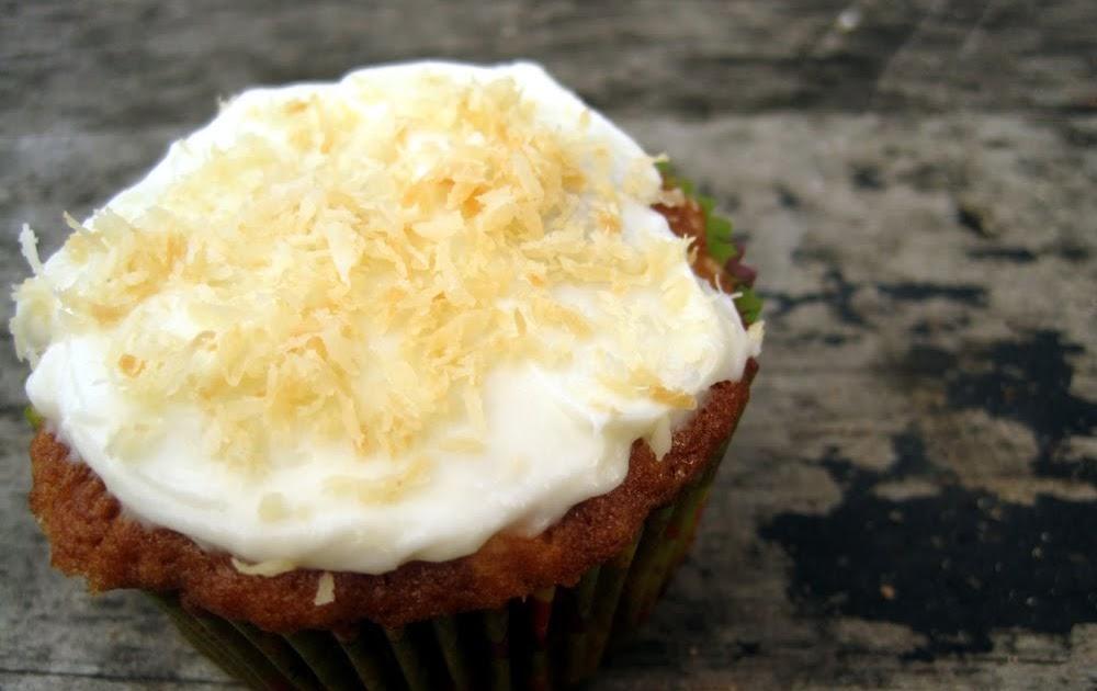 Cupcake Muffin Coconut Hummingbird Cakes