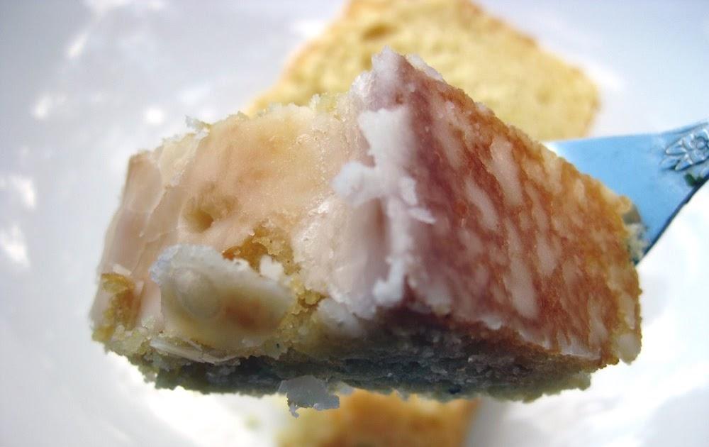 Cupcake Muffin: Meyer Lemon-Cornmeal Loaf Cake
