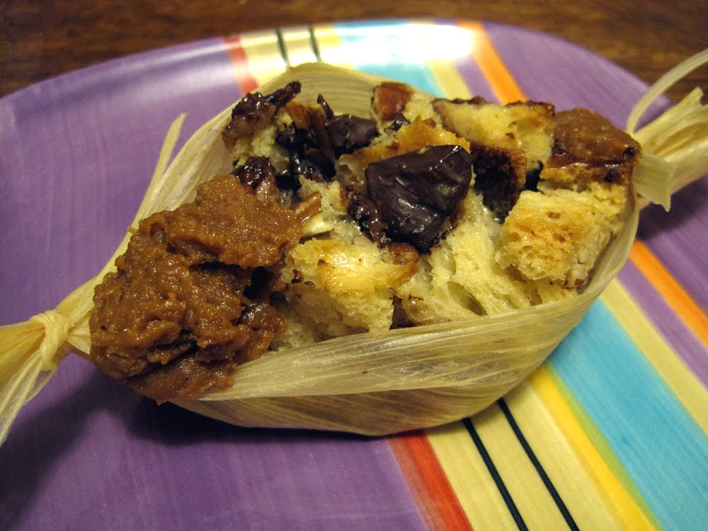 ... bread pudding recipe double chocolate bread pudding with dulce de