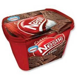 Sorrvete Classic Chocolate...