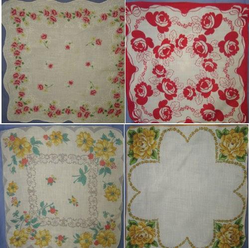 Weekend project handkerchief art poppytalk for Weekend art projects