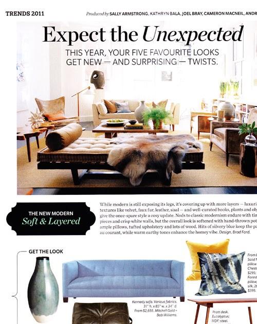 H Amp H The 2011 Trends Issue Poppytalk