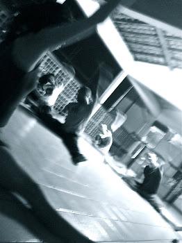 Oficina da Coreógrafa Boliviana, Ana Cecilia
