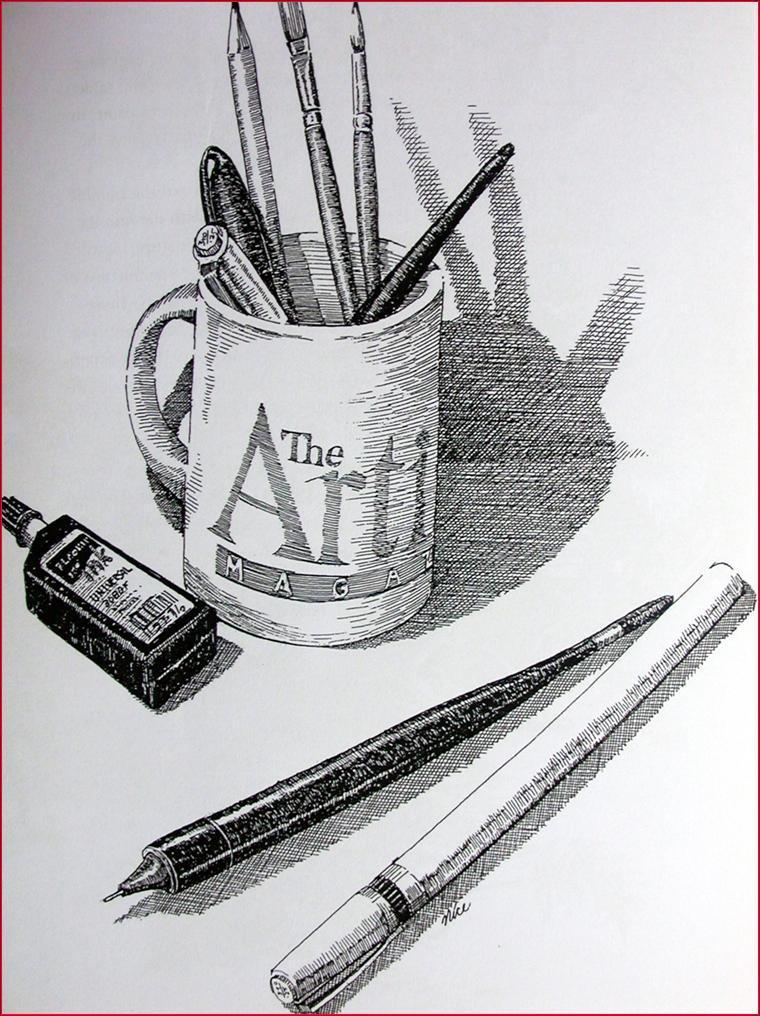 pendidikan seni visual asas lukisan