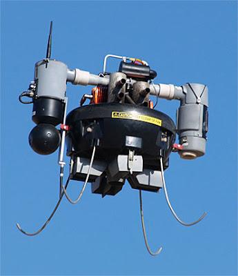 T-Hawk UAV